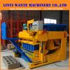 WT6-30 egg layer blocks machine movable block machine