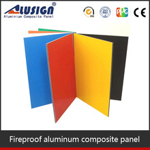 ALUSIGN aluminum composite decorative kitchen wall panels
