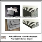 Non-asbestos cement board siding