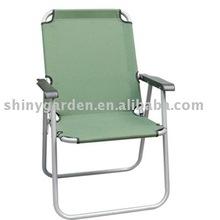 outdoor metal folding reclining beach chair SG-BCI008
