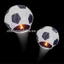 Supply Hot Sale Football Flying Sky Lantern