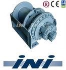 INI 10 ton hydraulic winch with brake