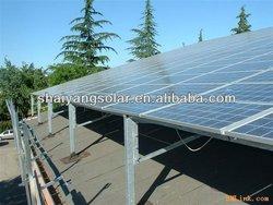 price per watt 220W solar panel for house working