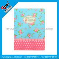 printing plastic photo album memo book