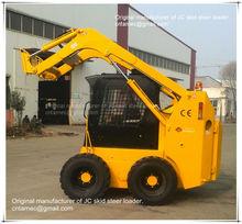 Effective steer loader JC65 China bobocat