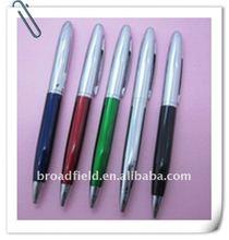 2014 No1. multicolor ballpoint pen bamboo ballpoint pen
