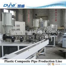 Overlap-Welding PEX AL PEX Composite Pipe Production Line