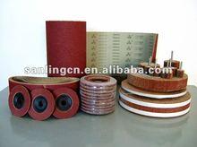 Sand Belt & Flap Disc Use Aluminum Oxide Abrasive Cloth Roll GXK51-B