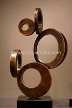 Antique bronze metal handicrafts art sculpture