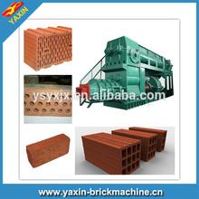 Turnkey Brick Plant Fully Automatic Clay Brick Making Machine