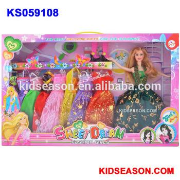 KIDSEASON Princess Beautiful Fashion Doll