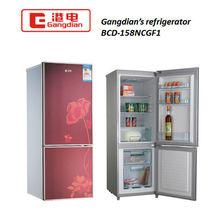 110V/220V glass door home refrigerator /freezer mini fridge