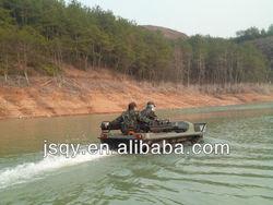 XBH 8X8-2A Jet propelled vehicle