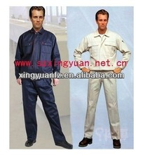 T/C Polyester/Cotton Factory Workwear For 2012 Working Coverall