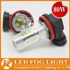 Best quality high power led light 12V 24V 80W Car LED H1 H3 H7 H8 H9 H11 HB3 HB4 car led light
