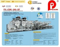 Adult Diaper machine with CE certificate