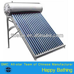 2012 Blue Enameled Solar Water Heater