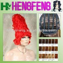 synthetic costume unique cosplay wig unique cosplay wig