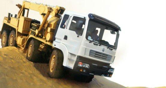 WS5402 Desert off-road vehicles