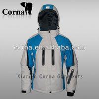 OEM cheap fashion outdoor crane sports functional mountain wear customizable technical women ski jacket