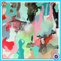Artistas abstratos famoso artista acryllic arte e pinturas a óleo decorativas