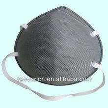 NIOSH 95 Good Quality 4Plys Actived Carbon Dust Mask