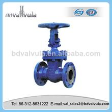 DIN gate valve non-rising stem gate valve pn16
