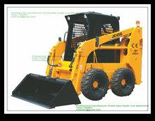 JC45G skid steer loader,75hp,700kgs