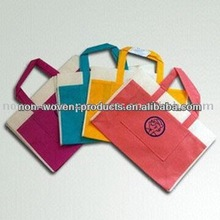 2011 new foldable nonwoven shopping bag