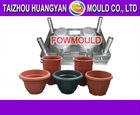 flower pot plastic injection mould