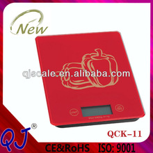 slim digital kitchen scale