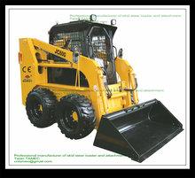 JC60G skid steer loader,60hp,850kgs