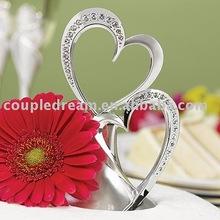 Sparkling Love wedding Cake Top