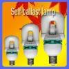 Electrodeless induction LVD bulb