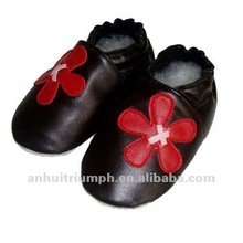 Baby fashion soft leather shoes