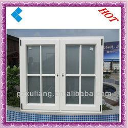 cheap aluminum glass window