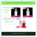 repelente de agua productos químicos para el acabado textil