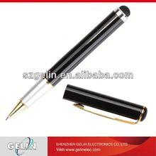 Gold writing ball pen