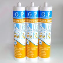 Fsat curing,100% glass silicone sealant