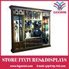 MDF clothing store fixtures wood garment retail store fixtures Foshan