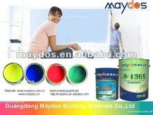 HOT!!! Maydos Formaldehyde Free Acrylic Emulsion Wall Coatings(China building coatings)