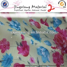 2013 Shaoxing 100% Polyester Chiffon Fabric For sherpa fleece fabric