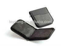 Handmade Leather CD/DVD case holder