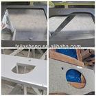 laminate prefab artificial quartz stone slab countertop