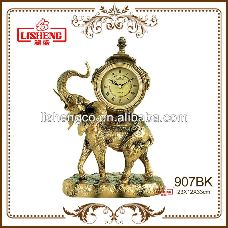 Decorative table clock 907BK