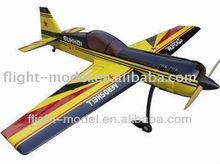 Gas airplane SU-26 50CC F120 rc model