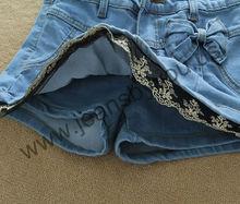 Wholesale junior girls denim skirts (LSWPD6086)