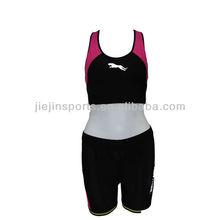 Women lycra Sublimated running Sports Bra ,Fitness OEM Service Supply Type and Yoga Wear Sportswear Type fitness wear