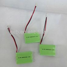 1.2V NIMH AA/AAA/SC cylindrical nimh battery pack