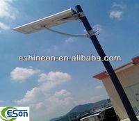 12v solar 30w led street light, IP65, gel battery
